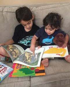 reading to and with your child