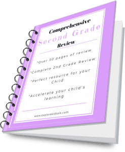 2nd grade comprehensive review packet