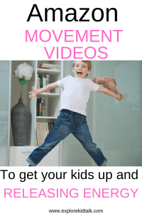 Amazon Prime Kids Movement