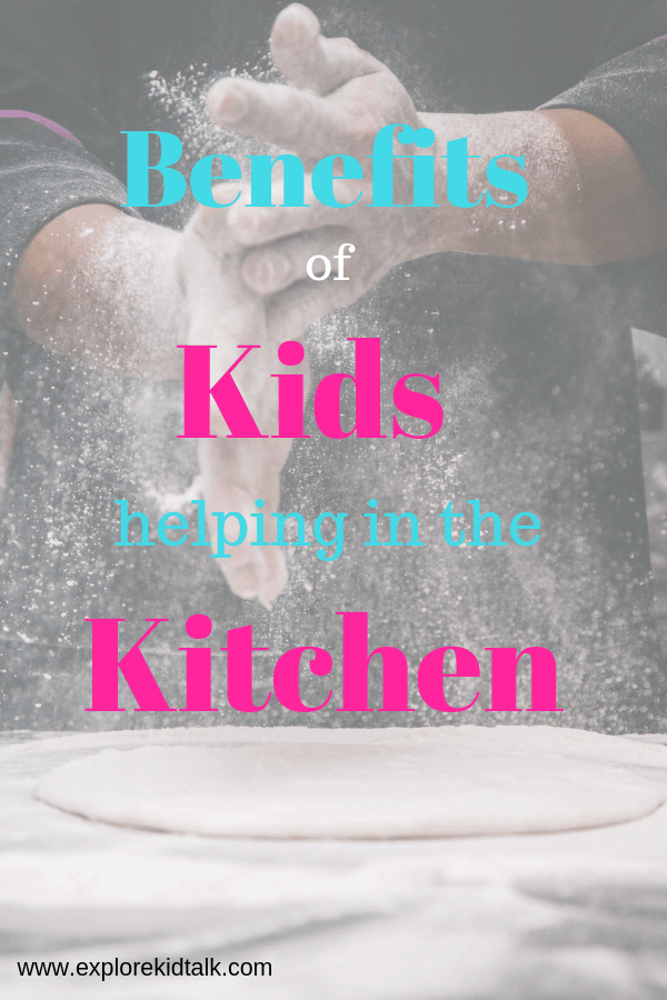 Hands covered in flour. Learn the benefits of cooking in early childhood