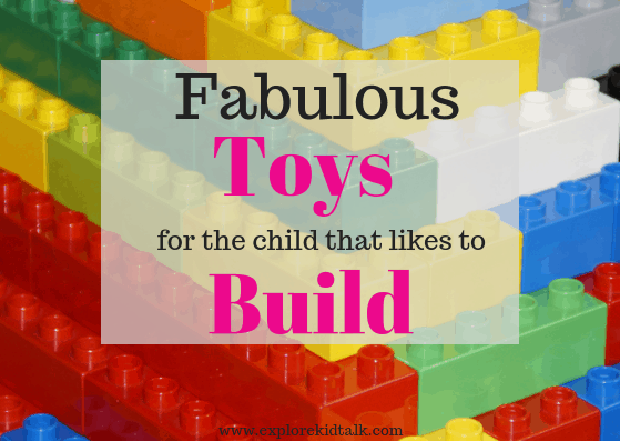 Top 10 toys for the child who likes to build. Work on creativity, imagination and motor skills with these building toys. Let your child explore and not be limited.